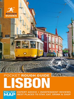 cover image of Pocket Rough Guide Lisbon (Travel Guide eBook)
