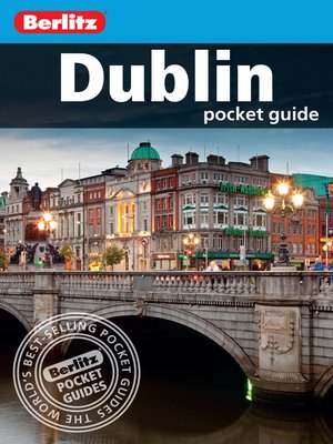 cover image of Berlitz: Dublin Pocket Guide