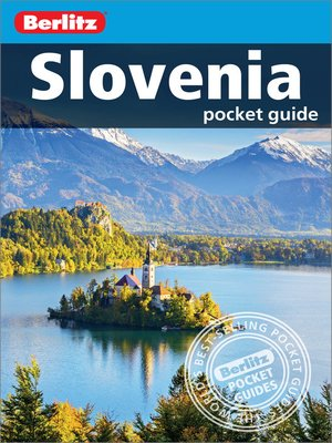 cover image of Berlitz Pocket Guide Slovenia