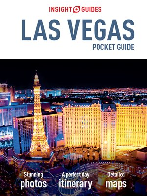 cover image of Insight Guides: Pocket Las Vegas