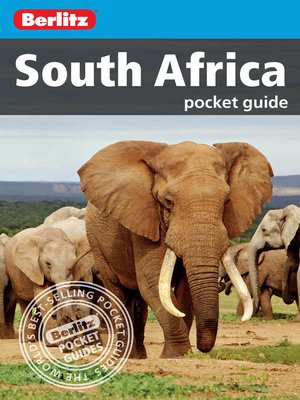 cover image of Berlitz: South Africa Pocket Guide