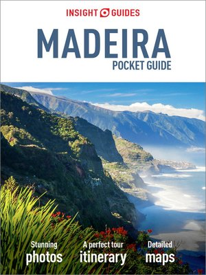 cover image of Insight Pocket Guide Madeira