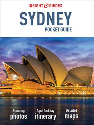 cover image of Insight Guides Pocket Sydney (Travel Guide eBook)