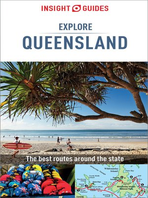 cover image of Insight Guides Explore Queensland (Travel Guide eBook)