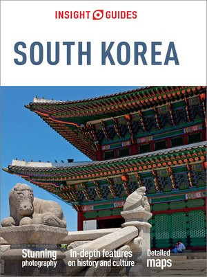 cover image of Insight Guides South Korea (Travel Guide eBook)