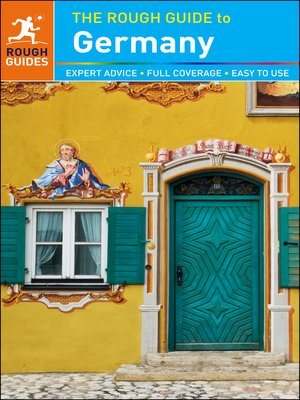 cover image of The Rough Guide to Germany
