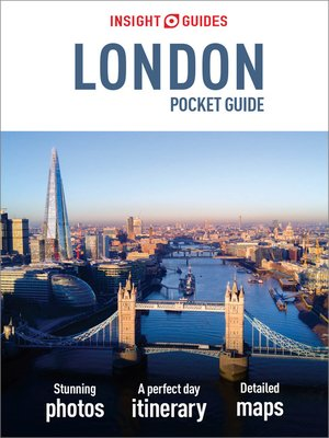 cover image of Insight Guides Pocket London (Travel Guide eBook)