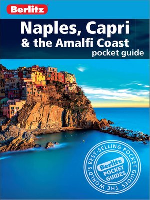 cover image of Berlitz Pocket Guide Naples, Capri & the Amalfi Coast