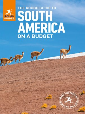 cover image of The Rough Guide to South America On a Budget (Travel Guide eBook)