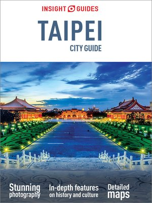 cover image of Insight Guides City Guide Taipei (Travel Guide eBook)