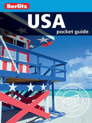 cover image of Berlitz: USA Pocket Guide