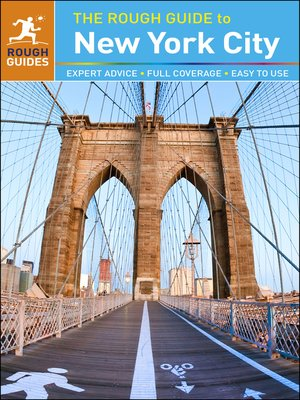 cover image of The Rough Guide to New York City