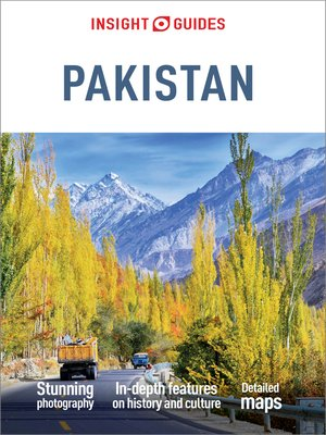 cover image of Insight Guides Pakistan (Travel Guide eBook)