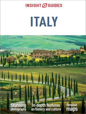 cover image of Insight Guides Italy