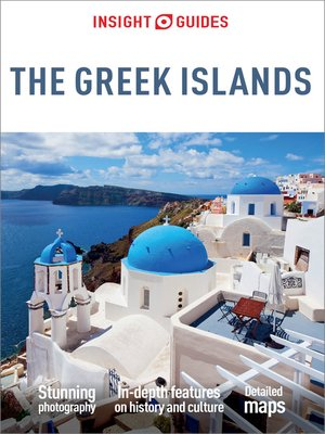 cover image of Insight Guides The Greek Islands