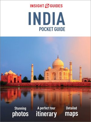 cover image of Insight Guides Pocket India (Travel Guide eBook)