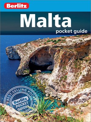 cover image of Berlitz Pocket Guide Malta