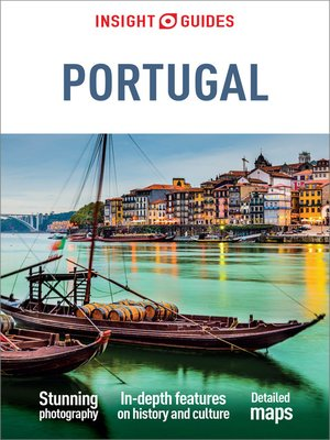 cover image of Insight Guides Portugal