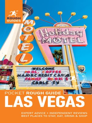 cover image of Pocket Rough Guide Las Vegas (Travel Guide eBook)
