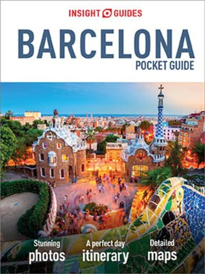 cover image of Insight Guides Pocket Barcelona (Travel Guide eBook)