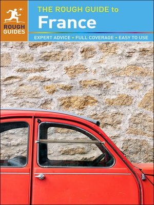 cover image of The Rough Guide to France