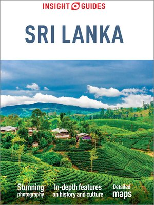 cover image of Insight Guides Sri Lanka