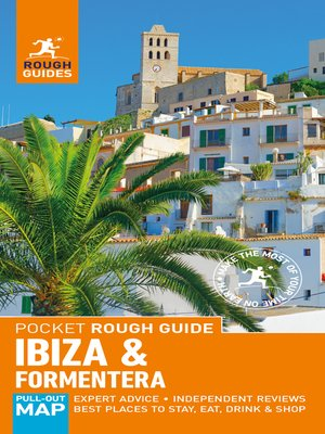 cover image of Pocket Rough Guide Ibiza and Formentera