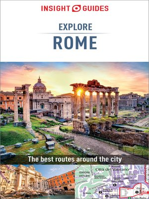 cover image of Insight Guides Explore Rome (Travel Guide eBook)