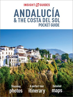 cover image of Insight Guides Pocket Andalucia & Costa del Sol
