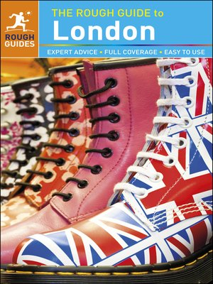 cover image of The Rough Guide to London