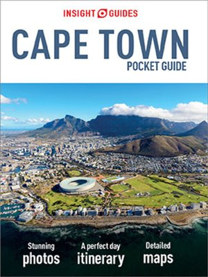 cover image of Insight Guides Pocket Cape Town (Travel Guide eBook)