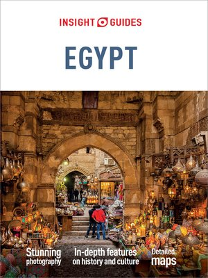 cover image of Insight Guides Egypt (Travel Guide eBook)