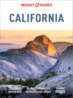 cover image of Insight Guides California