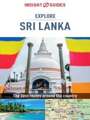 cover image of Insight Guides: Explore Sri Lanka