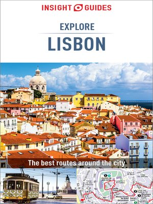 cover image of Insight Guides Explore Lisbon