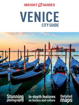 cover image of Insight Guides: City Guide Venice