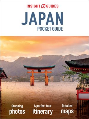 cover image of Insight Guides Pocket Japan (Travel Guide Japan)