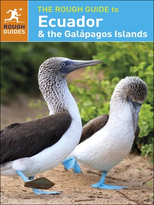 cover image of The Rough Guide to Ecuador & the Galápagos Islands