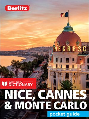 cover image of Berlitz Pocket Guide Nice, Cannes & Monte Carlo (Travel Guide eBook)