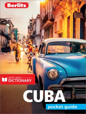 cover image of Berlitz Pocket Guide Cuba (Travel Guide eBook)