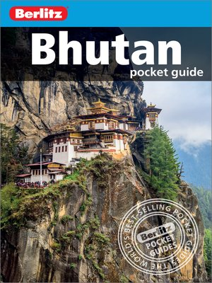 cover image of Berlitz Pocket Guide Bhutan