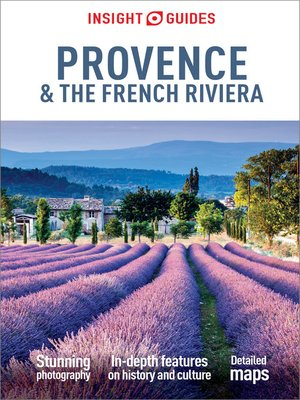 cover image of Insight Guides Provence and the French Riviera