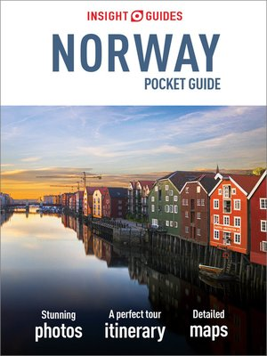 cover image of Insight Guides Pocket Norway