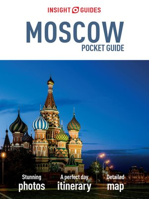 cover image of Insight Guides: Pocket Moscow