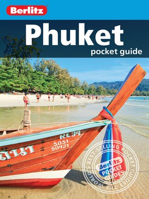 cover image of Berlitz: Phuket Pocket Guide