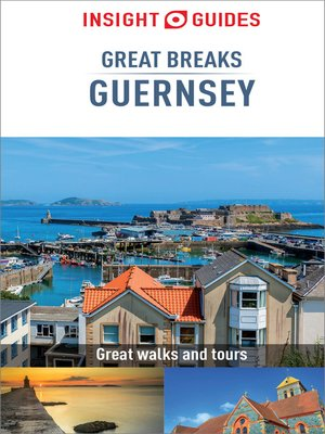 cover image of Insight Guides Great Breaks Guernsey (Travel Guide eBook)