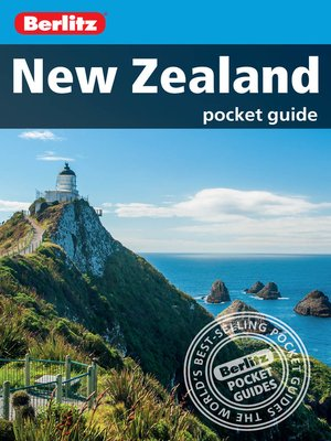 cover image of Berlitz: New Zealand Pocket Guide