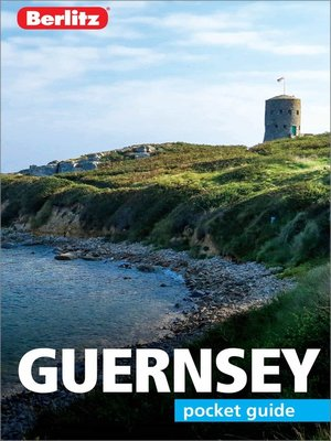 cover image of Berlitz Pocket Guide Guernsey