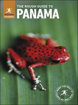 cover image of The Rough Guide to Panama