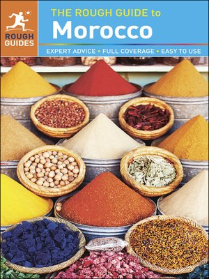 cover image of The Rough Guide to Morocco